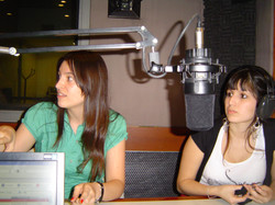 Mariana Risso Crespo y Luciana