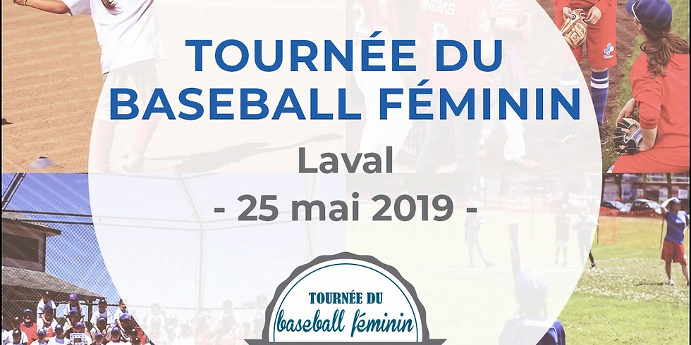 Journée du baseball féminin de Laval et défi triple jeu régional féminin