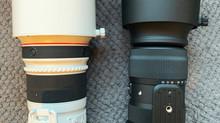 Sigma S 60-600mm f/4.5-6.3 DG OS HSM