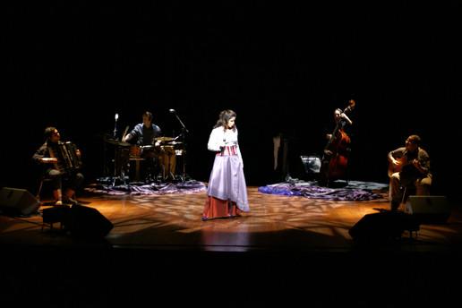 Show de Shana Muller. Brinco de Princesa. Prêmio circulação Petrobrás. Teatro do CIEE. Porto Alegre. 2010