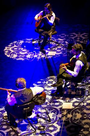 Show da cantora Carminho (Portugal). Projeto Unimúsica. Porto Alegre. 2011. Foto: Maciel Goelzer