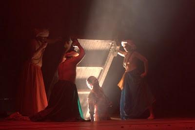 Solos Trágicos, Direção de Roberto Oliveira - Teatro Renascença, Porto Alegre, 2010