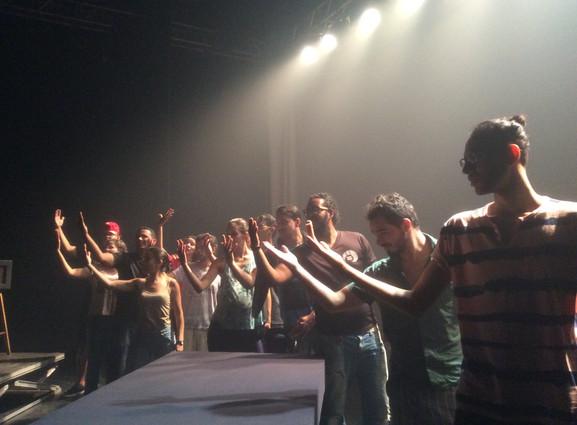 Dramaturgia da Luz-Fortaleza sesc drasma