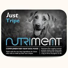Nutriment Just Tripe 500g