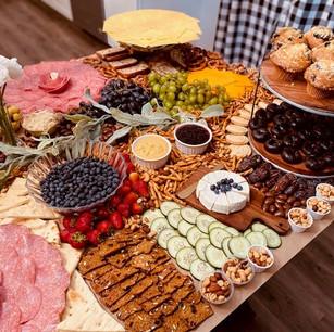Graze Table