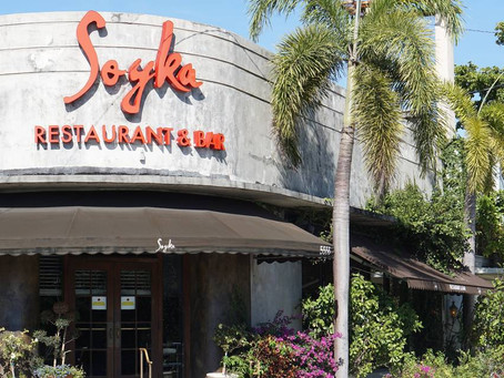 Miami Classic Restaurant Soyka is being sold, what's next for the iconic restaurant and the area