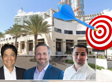 Bulls Eye: F+B Hospitality Brings Dart Club to South Beach