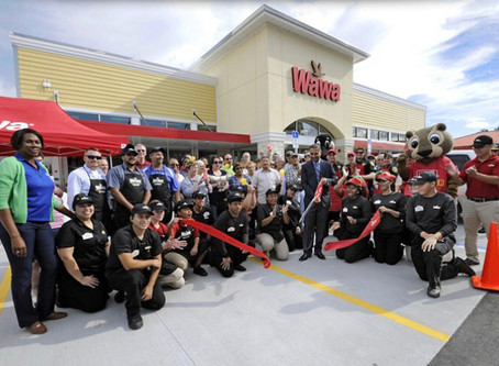 Wawa, the Convenience Store with a Cult Following, Officially Opened in Miami-Dade