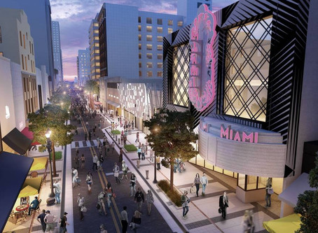 Why Moishe Mana's Revival of Flagler Downtown Being Slow is Good For You