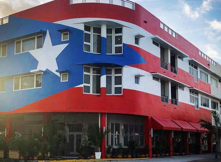 Puerto Rican flag mural debate rages on in Miami's MiMo District