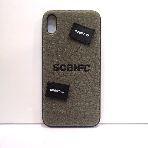 Magic camp case for iPhone XS/XS Max