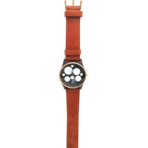SCANFC™️ x 木表 Wooden Watch
