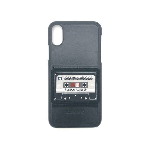 Combo magic case (Cassette) for iPhone XS/XS Max