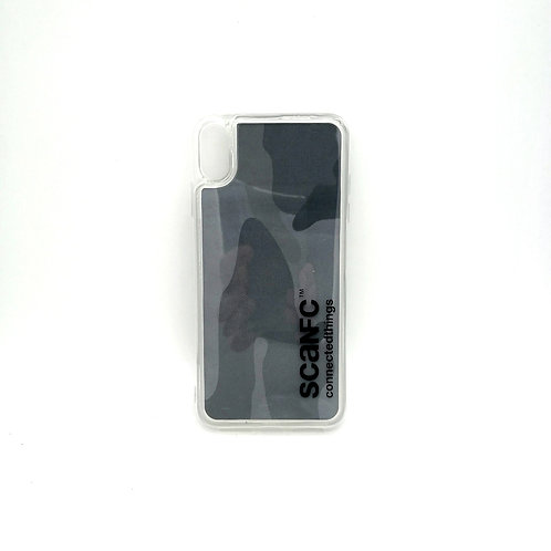 Camo Reflex case for iPhone XS