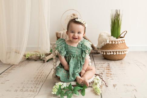Séance bébé 6-12 mois- Sarthe - Pays de la loire