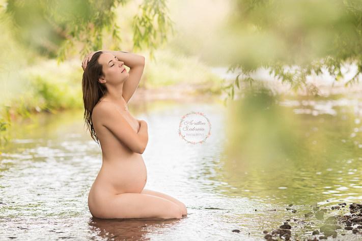 Séance photos femme enceinte nu en sarthe 72000 - Le mans