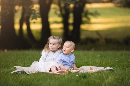 Séance Famille/ Enfant en Extérieur à La Ferté-Bernard- Cherré