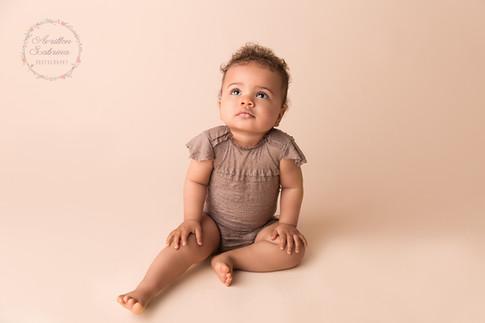 bébé en studio- photographe en sarthe dans les pays de la loire