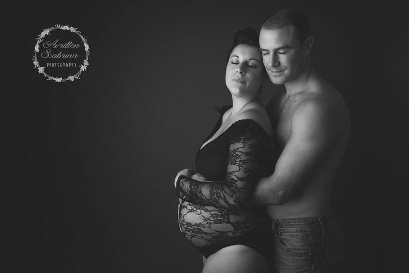 Séance Photos en Sarthe de Maternité avec Robes - 72