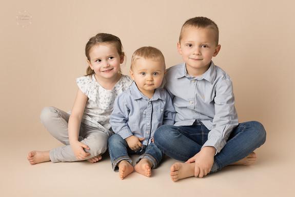 Séance Portrait famille/ enfant à la ferté-beranrd en Sarthe