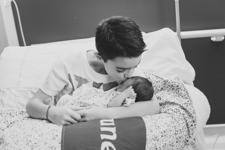 Séance naissance maternité Sarthe