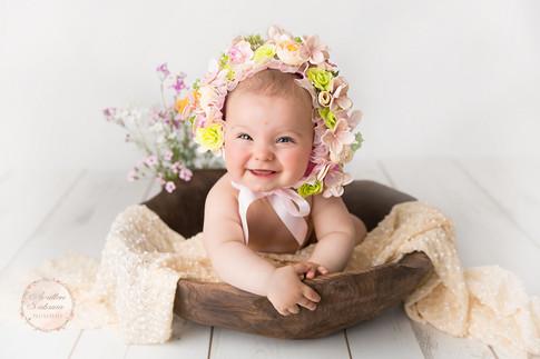 Photographe professionnelle Sarthe 72- spécialisée bébé