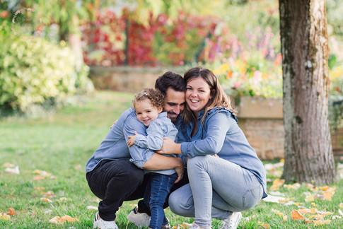 Séance Famille en Extérieur Sarthe 72 La Ferté-Bernard