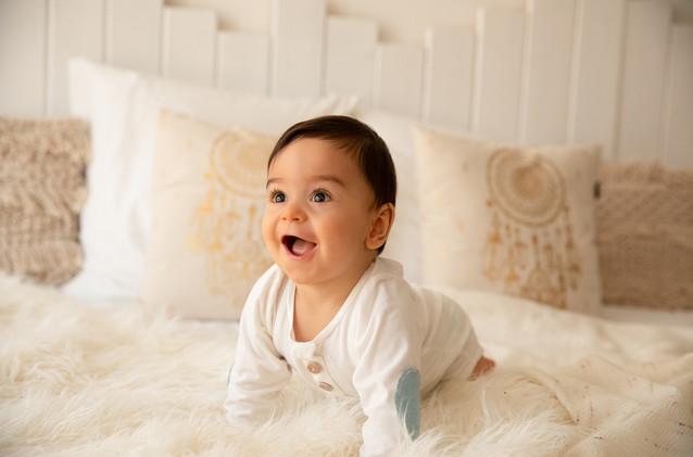 Séance grand bébé 7-12 mois à la ferté-bernard