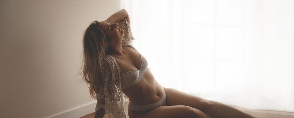 Séance photo lingerie femme
