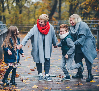 Familienfotosession Familienotografie im Herbst