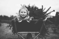 Fotosession München Weihnachten