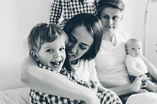 семейная детская фотография Мюнхен
