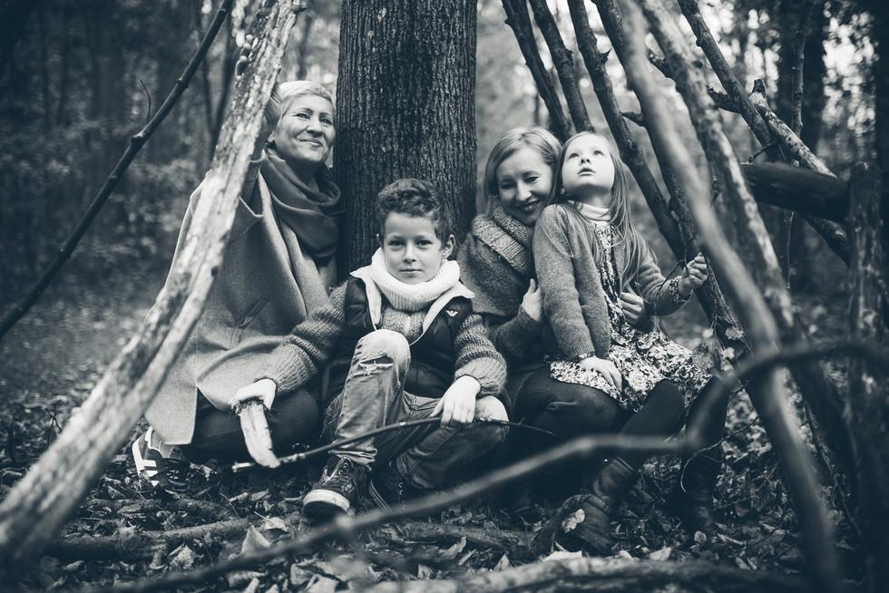 Familienfotografie München, Kinder Fotograf