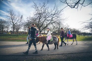 Kindergeburtstag Ponyhof Pferdehof