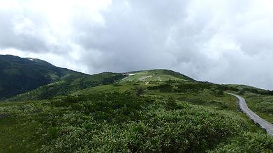 北アルプス~太郎平の展望