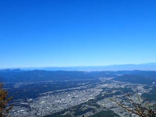 10月山旅~武甲山