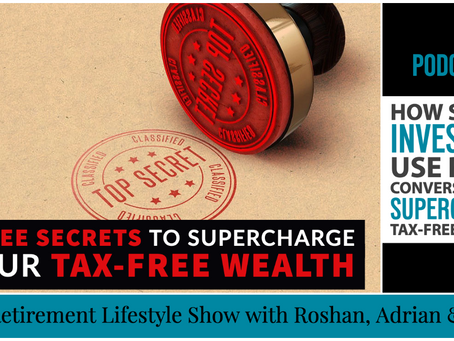How Smart Investors Use Roth Conversions To Supercharge Tax-Free Wealth