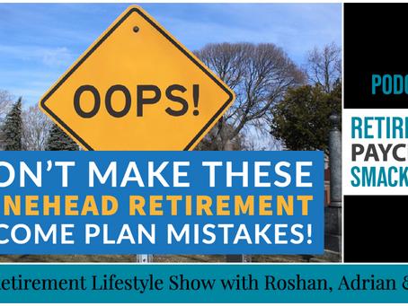 Retirement Paycheck Smackdown!