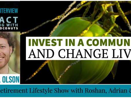Impact Investing with Dignity Coconuts and Erik D. Olson
