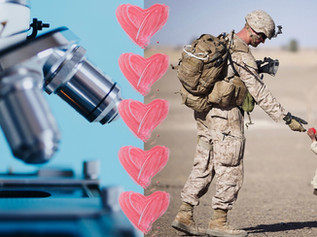 Love in a Pandemic—the Scientist and the Serviceman