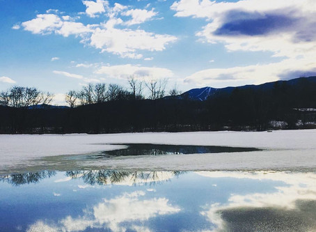 Chasing Snow in Vermont—Where Does the Story End?