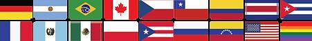 Incluyente con todas las Nacionalidades
