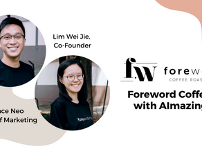 How Foreword Coffee Drove Increased Engagement with AImazing