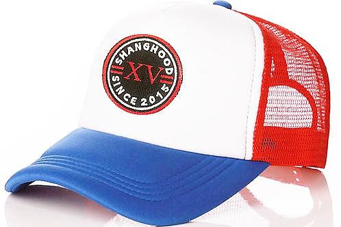 Red Mesh Logo Cap SS20