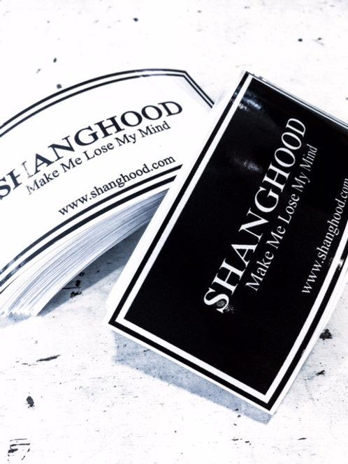 SHANGHOOD Stickers