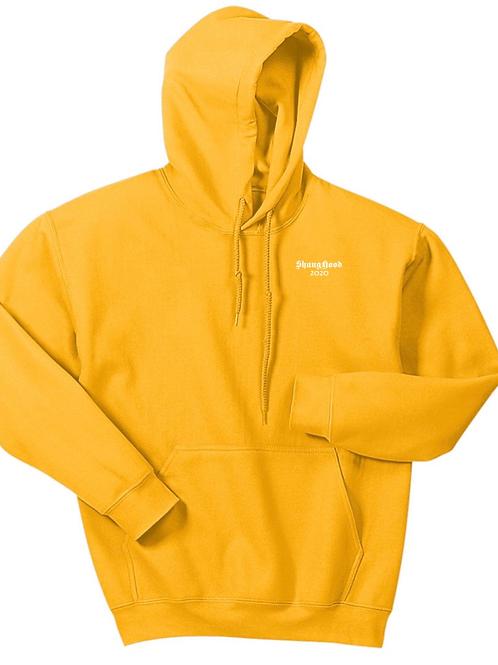 SS2020 Yellow Hoodie