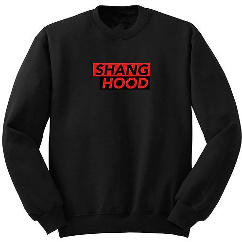 Red Brick Logo Sweatshirt