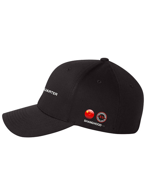 HeadQuarter Shanghai 2019 Black Cap