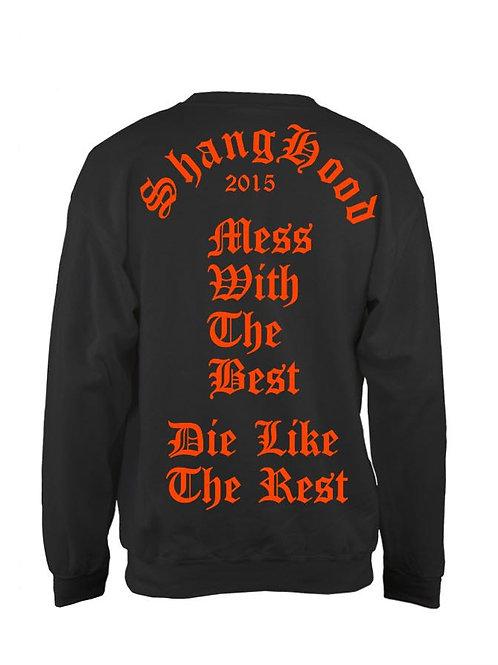 Mess Oversize Sweatshirt