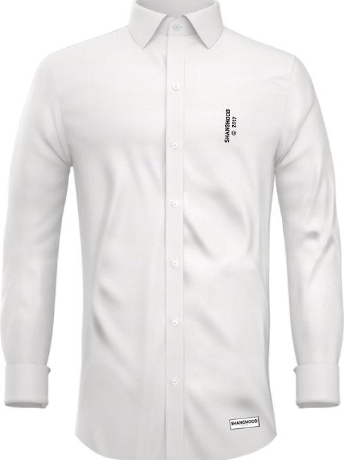 Signature White Shirt